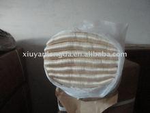silk yarn in tussah