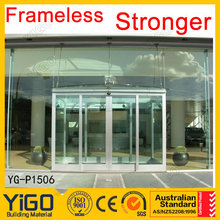 glass wall panels/glass curtain wall/the glass wall houston