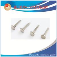 office suppliers paper fastener clip,jinhua fashion art nails