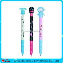 promotional felt anodized aluminum pen