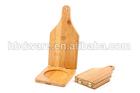 novo design fashional de bambu cookie molde