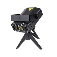 Mini Projector DJ Green And Red R&G Laser LED Star Effect Stage Lighting Motorized Cheap Stage Lighting Light Party Club