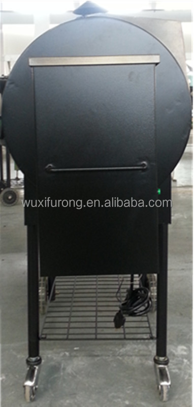 Hot selling stainless steel hibachi wood pellet grill