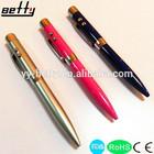 ( btb200) barato caneta ponteiro laser vermelho com luz led