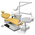 Hermosa en colores yoshida silla dental / dental