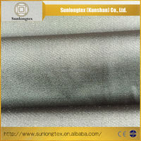 super soft!!! smooth and light and durable polyester cotton silk touch fabric for cloth lining