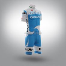 100% polyest Cheap custom cycling clothing