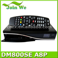 enigma2 hd satellite receiver DM800hd se with sim a8p best linux dm800se a8p sim for Germany & Europe Market
