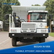 YUTONG High Quality And Efficient 60Ton Heavy Dump Truck