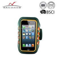 Top grade professional useful cell phone armband case, for phone armband LED armband