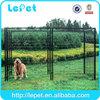 wholesale Large outdoor galvanized expandable dog fence/dog run fence panels/kennel for dog