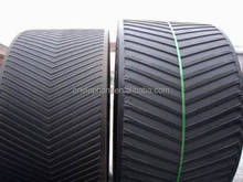Industrial Chevron Rubber Conveyor Belts