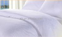 Home satin stripe textile and hotel beddings 100% cotton fabric