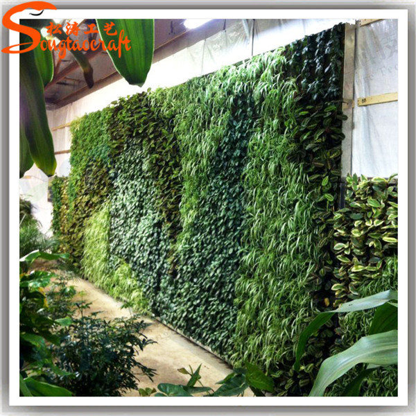 2015 factory chinese top level indoor outdoor hanging for Wall plants outdoor
