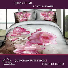 Flower 3d Bedding Set Brand New Products China