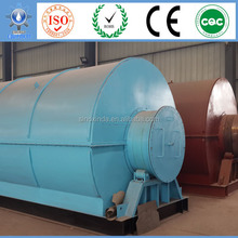 XINDA recycling waste pyrolysis oil to fuel machine