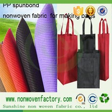 chinese manufacturers of shopping bags pp woven, pp eco nonwoven bags