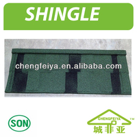 Villa Metal Roofing Tile