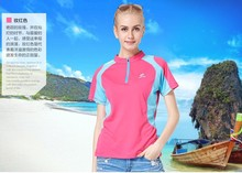 wholesale color combination polyester fashion designer stripe polo women
