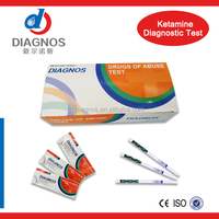 Medical diagnostic doa ketamine drug test kit/drug test cassette KET