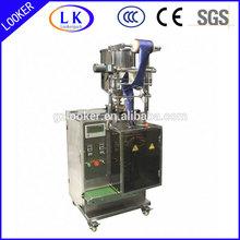 50g líquido automático( pasta de estado) máquina de embalaje/sobres de salsa de embalaje de la máquina