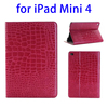 Wholesale China Crocodile Texture leather tablet case for ipad mini 4 cover