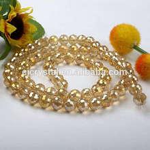 Verre perles pour faire collier et boucles d'oreilles deconation