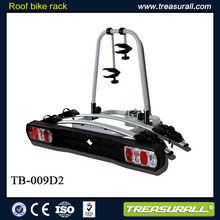 Treasruall wholesale china car trunk bicycle rack