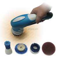 handheld electric scrubber Sponges Scouring Pads