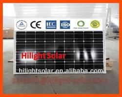 Monocrystalline Solar Panel Price 150W
