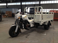 250cc three wheel cargo tricycle gas cargo tricycle