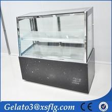 cheap freezer display machine cake showcase cooler