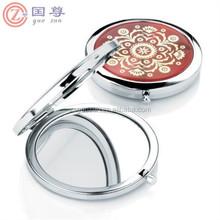 Cusomized Design Ladies Accessories Handbag /Purse Compact Mirror