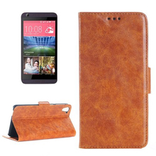 Factory price wallet style flip cover case for HTC desire 626 case
