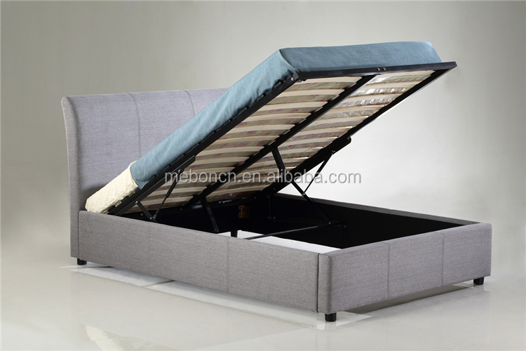 Hydraulic Bed Lift : Storage bed hydraulic lift
