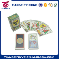 4.4*8cm Mini Tarot Cards Which Instruction booklet