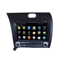 3G Wifi Supported 7 Inches Android Car Stereo Touch Screen for Cerato