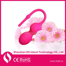 Incontinence treatment device best thing to exercise pelvic floor with APP(CE/ROHS Manufacturer)