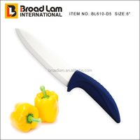Top quality Ceramic Chef knife, zirconium oxide, ABS handle 6 inch Carving Knife