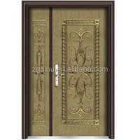 high quality exterior door for luxury villa,senior restaurant,star hotel,private apartment and bank vault