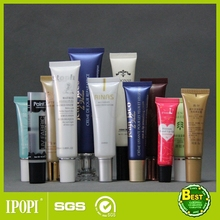 25g hight quality hand cream soft tube packaging,oval plastic cosmetic tube for cream