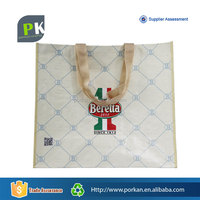 Eco Friendly Foldable Woven Shopping Bag