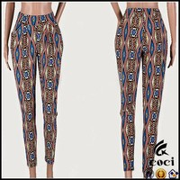 CCL003 OEM wholesale Super Soft Modal Spandex Harem yoga clothing wear Pilates Pants