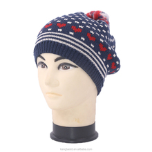 2016 Manufacture of knitted beanie for man