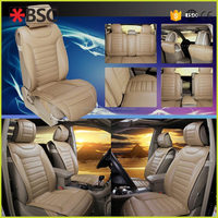 Alibaba Wholesale Super Quality Full Sets leather car seat cover