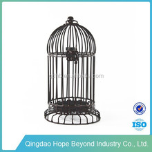 Beautiful Wrought Iron Wire Bird Cage/ Bird House