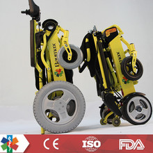 2015 New style folding electric wheelchairs