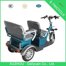 motorized tricycle for adult electric passenger adult tricycle