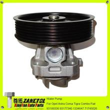 Car Auto Water Pump For Opel Astra Corsa Tigra Combo Fiat 93189336 93177340 1334647 71745026