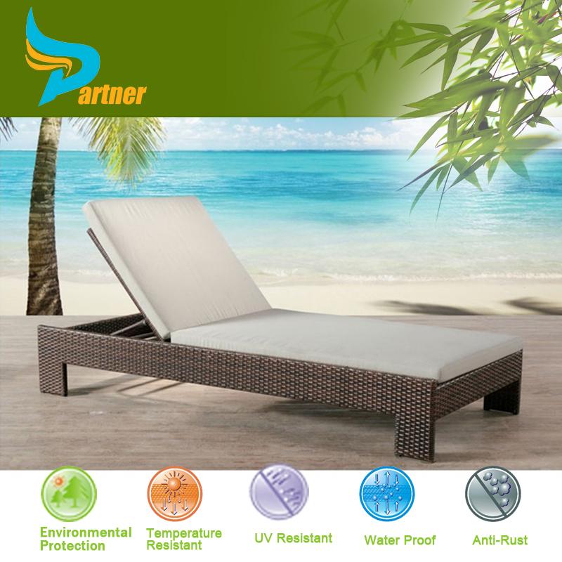 Outdoor garden pe rattan lounge relaxing beach chair sunbed waterproof outdoor furniture buy - Cheap relaxing chairs ...
